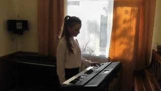 Климкова Валерия. Синтезатор.