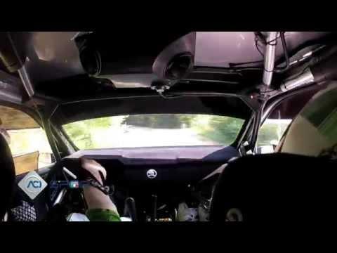 CIR 2015 - ŠKODA Italia Motorsport Scandola D'Amore 51° Rally Friuli Venezia Giulia