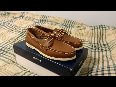 Sperry Topsider Boat Shoes Tan Authentic Original 2 Eye Review Urban Outfitters