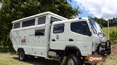 Revcon TrailBlazer 4x4 Motorhome - YouTube