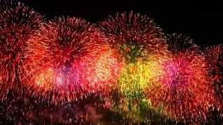 The Best Fireworks WORLD New YORK LONDON USA JAPAN DUBAI RIO SYDNEY