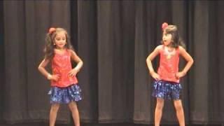 Cinematic dance by Akshita & Shalu