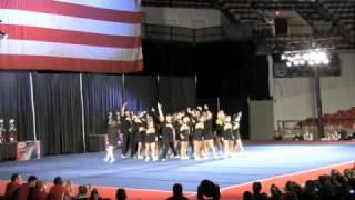 UW Oshkosh Stunt & Cheer 2009