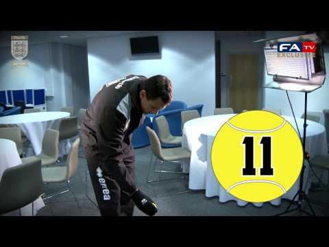Gus Poyet keepy uppy | FATV Challenge