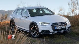 NEW AUDI A4 ALLROAD QUATTRO 2016  - FIRST OFF ROAD TEST DRIVE ONLY SOUND