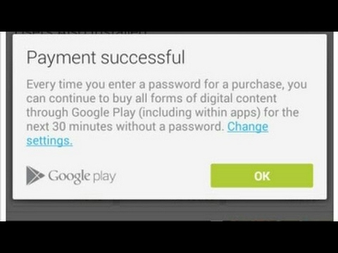 How To Buy Free From Google Play (In-App Purchase) Using Lucky Patcher