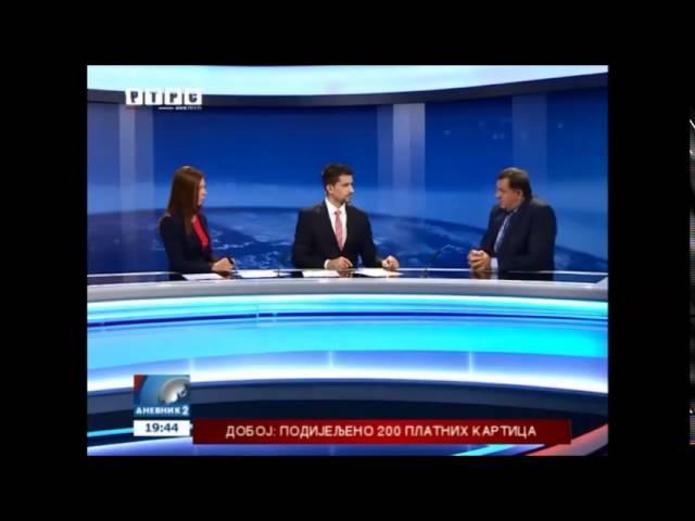 Milorad Dodik o Turskoj i Erdoganu