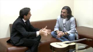 Guitar Virtuosos 2015 festival -- video blog, day 3 (Goryachev / Gallardo del Rey)