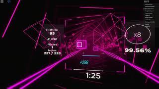 ! Reupload! Légende (ft. Backchat) 99,69% Sabre Roblox Blox