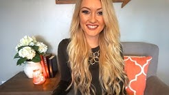 Cashmere Hair Extensions Review    Makenna Ashley