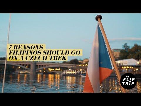 7 reasons Filipinos should visit the Czech Republic - The Flip Trip Vlog #1