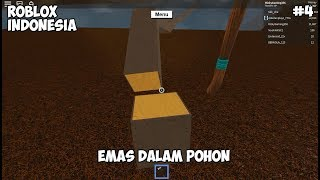 MENCARI GOLDEN WOOD - Roblox Lumber Tycoon Indonesia