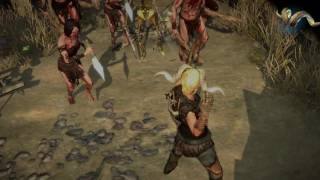 Path of Exile: Twisted Bone Horns