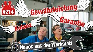 Garantie weg wegen Inspektion in freier Werkstatt?? 😱 | VW Polo GTI beschleunigt nicht richtig!