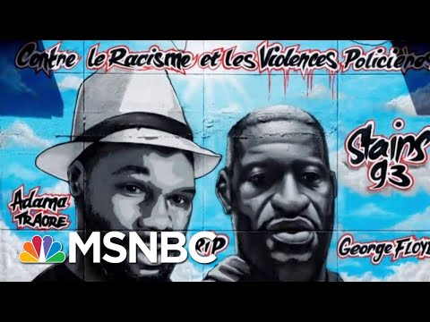 Valentin Uncovers Racism, Brutality While Reporting Undercover As Police Officer In Paris | MSNBC