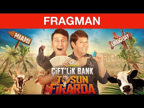 Çift'lik Bank Tosun Firarda Fragman (16 Kasım'da Sinemalarda)