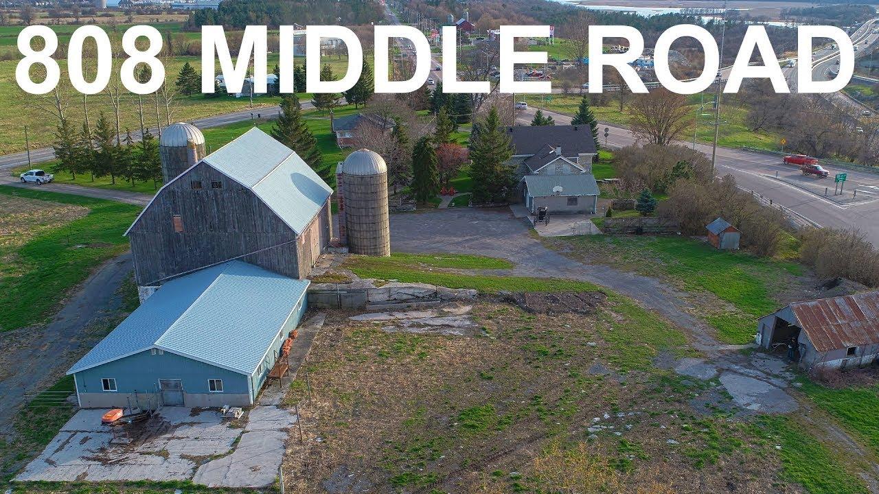 808 Middle Road - Kingston, Ontario - YouTube