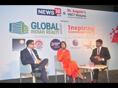 GIRS 2 - Global Indian Realty Summit at Singapore March 2018