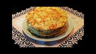 Хачапури за 10 минут Сырные лепёшки на завтрак Теперь всегда так готовлю!!!