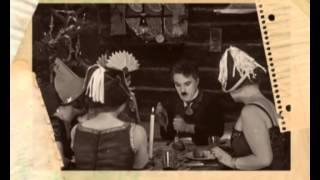 """Первые в космосе. Премьера кинокартины Чарли Чаплина """"Золотая лихорадка""""   http://vk.com/utronovoe"""