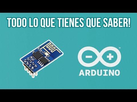 ESP8266 (ESP-01) Todo lo que tienes que saber   Programar con el Arduino IDE