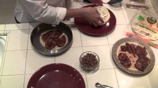 Tortilla Dessert