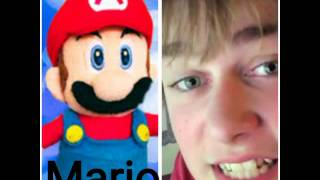 SuperMarioLogan (SML) Voice Cast