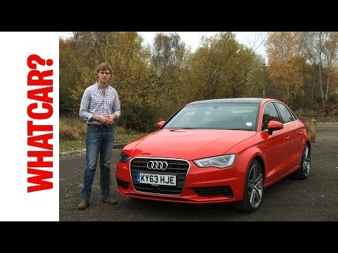 2013 Audi A3 Saloon review - What Car?