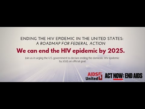 Telebriefing on Community Roadmap to End the HIV Epidemic by 2025