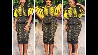 Pictures of Nigerian Ankara Styles You Will Love To See