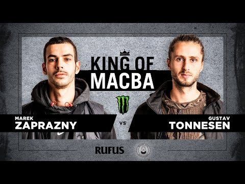 King Of Macba 2020 – Marek Zaprazny VS Gustav Tonnesen. Battle 14