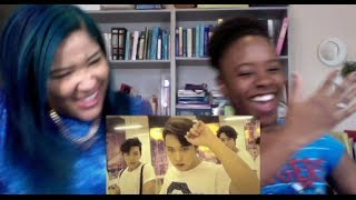 Super Junior-M SWING MV Reaction