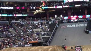 Travis Pastrana vs Nate Adams