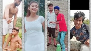 Monta kariya galo she choliya.bangla and hindi funny tiktok video 2019.vigo funny video