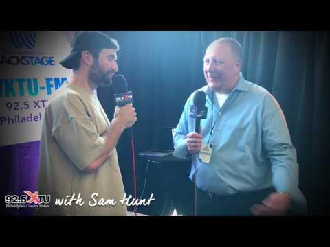 Sam Hunt ACM Awards