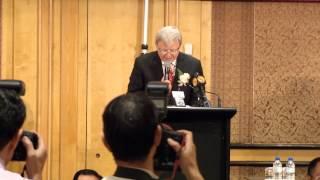 2013 chinese new year.  澳大利亚总理陸克文 kevin Rudd  speech chinese