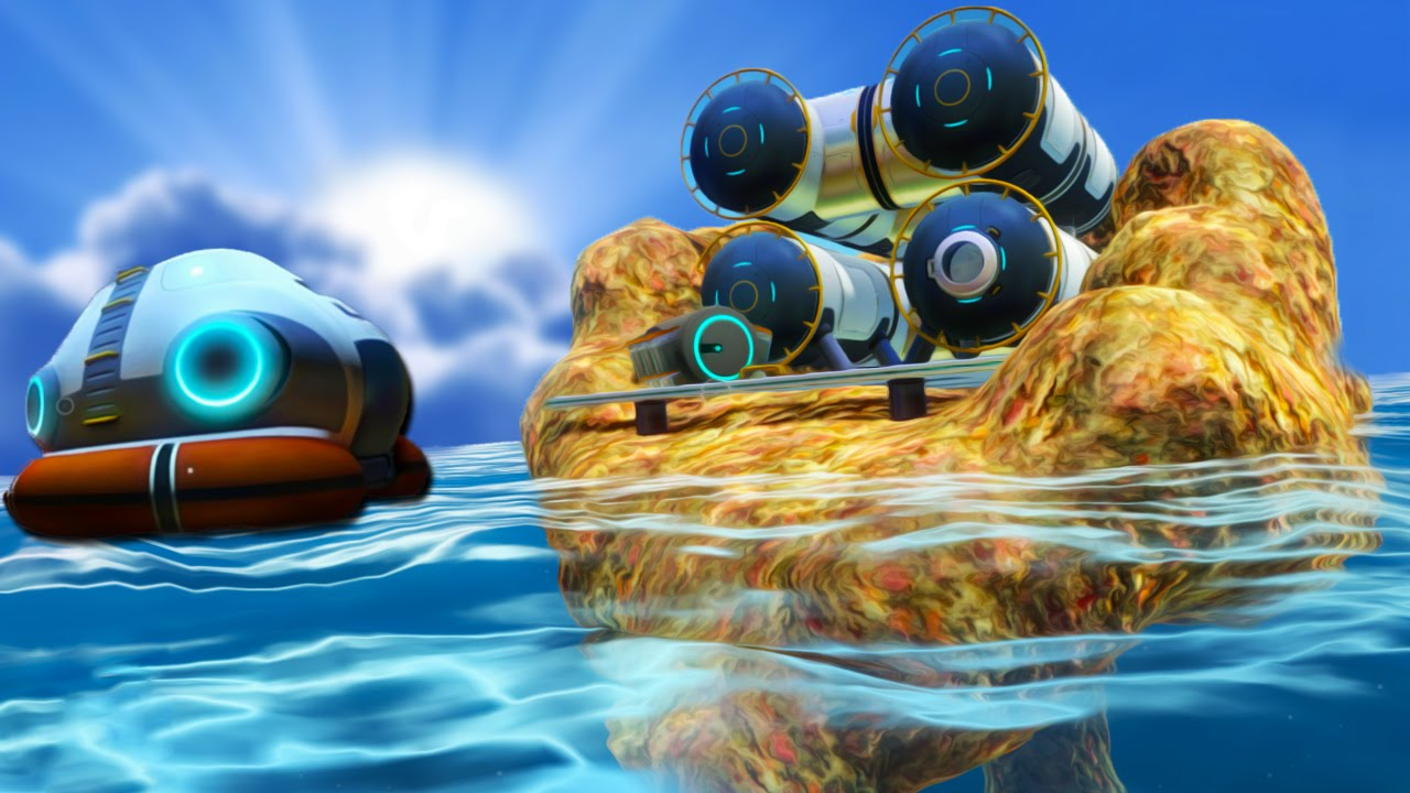 subnautica how to find out your exact location