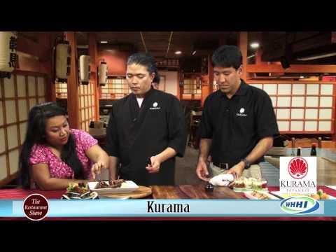 The Restaurant Show   Kurama Japanese Seafood, Steak And Sushi Bar   12-20-2012