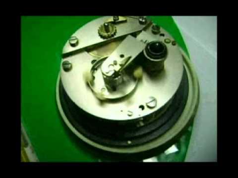 Wempe Marine Chronometer (Spring Detent Escapement )