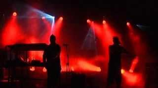 FRONT LINE ASSEMBLY - Blood (Live @ Bunker Dresden 17.08.2013)