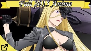 Most Anticipated Fall 2015 Anime