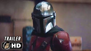 THE MANDALORIAN Official Trailer (HD) Star Wars Series