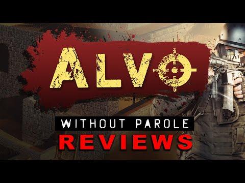 ALVO VR | PSVR REVIEW [Explicit Language]