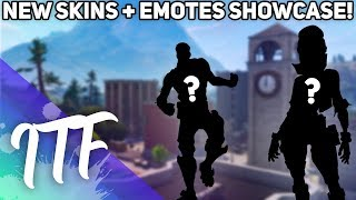 NEW Upcoming Skins and Emotes Coming Soon! (v7.40 Update) (Fortnite Battle Royale)