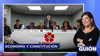 Economía y Constitución - Sin Guion con Rosa María Palacios