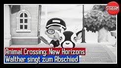 Animal Crossing Samstag mit Alex - Mord auf Magnolia! - Stream vom 04.04.20