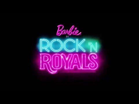 Barbie em Rock 'n Royals - Trailer BR...