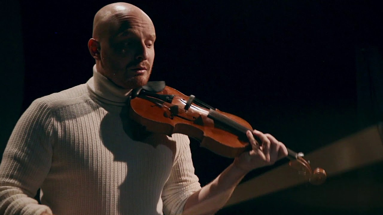 The Violinist—Earthquakes in London Original Promo 03