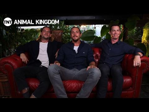Animal Kingdom: The Cody Boys Read  Favorite Tweets  TNT