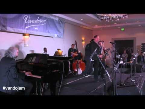 Al Maniscalco, Jerry Vivino, Bobby Watson Jam performance 2016